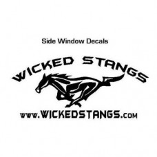 Side Window Decal