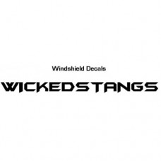 Windshield Decal (New)